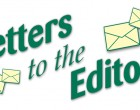 Letters To The Editor, 28th, April, 2016