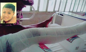Nadi Student Recovers After 2 Operations