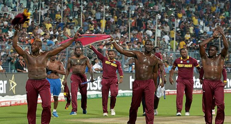 "Samuels, The ""Finals Man"" , Brathwaite ""The Beast"""