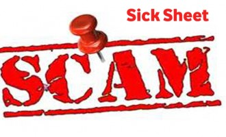 Sick Sheet Scams A Worry For Employers
