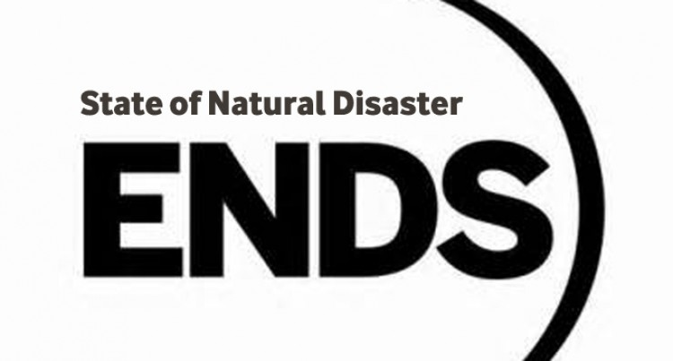 Declared State Of Natural Disaster Ends