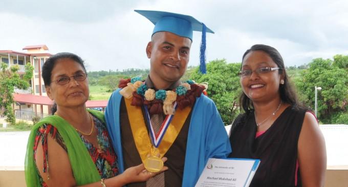Gold Medallist Dedicates Achievement To Mother