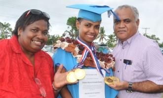 Kelera Scoops Vice  Chancellor's Award