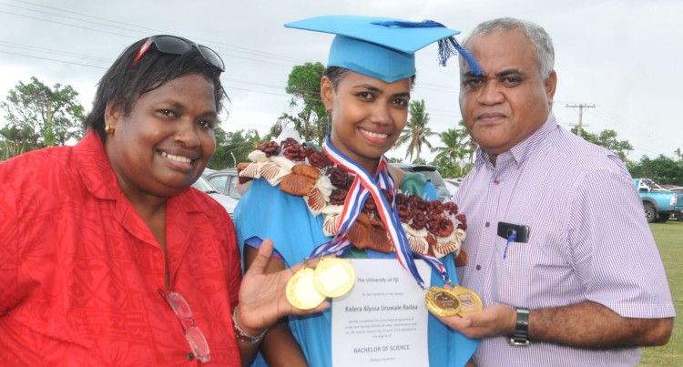 Kelera Scoops Vice  Chancellor's Award
