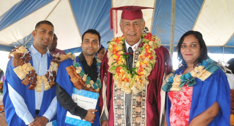 323 Graduate from University of Fiji, Lautoka