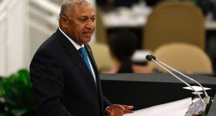 PM launches 'CLEAN UP FIJI',  'FIGHT THE BITE' Campaigns