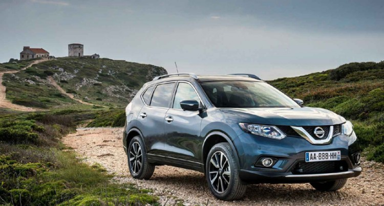 The More Efficient And Intelligent Nissan X-trail