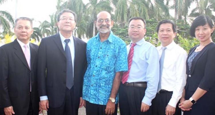 Guandong, USP  Ties Strengthen