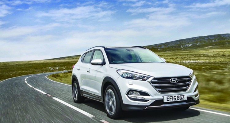 2016 Hyundai Tucson Continues Winning Awards