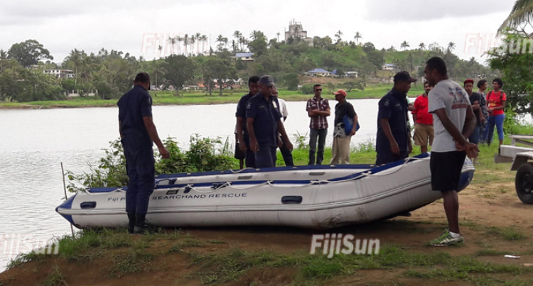Body Recovered In Rewa River