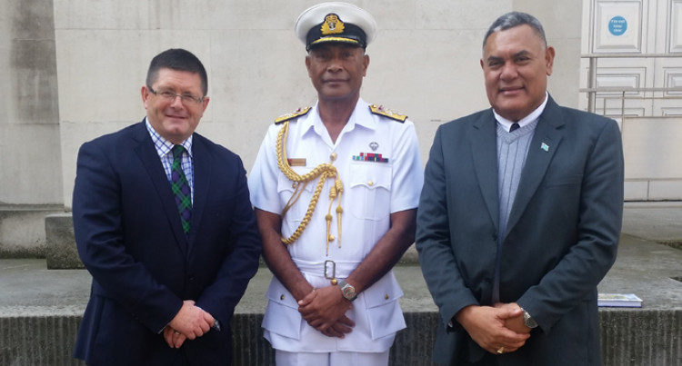 Fiji, UK To Strengthen Defence Co-operation