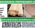 New Sawmill At Valebasoga Tropikboards