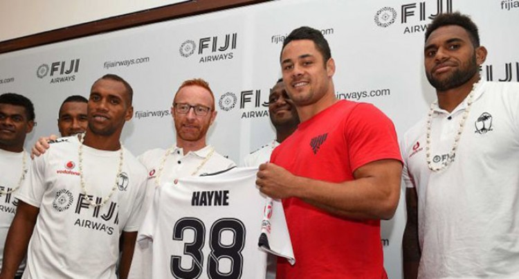 Rabele: Hayne Has Fiji At Heart