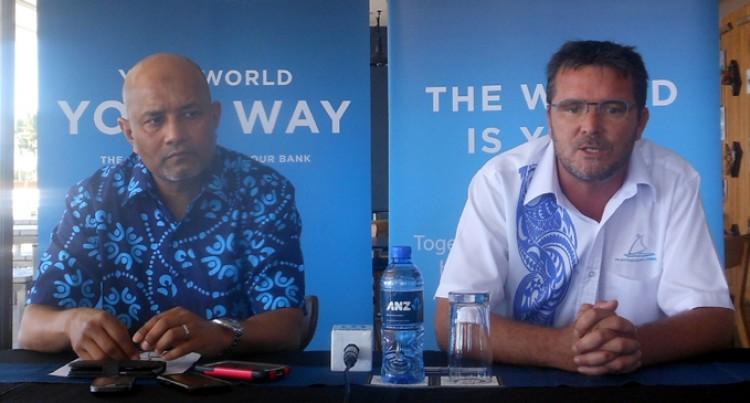 ANZ Sail Fiji $28K boost