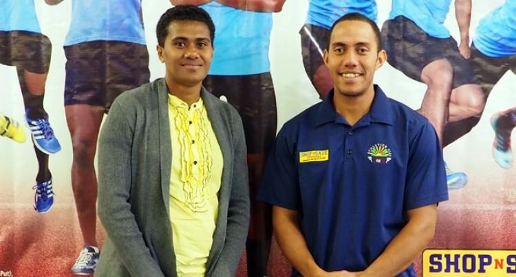 PM Commends Athletics Fiji