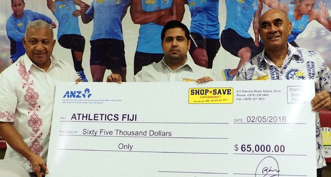 Shop N Save Renews Sponsorship