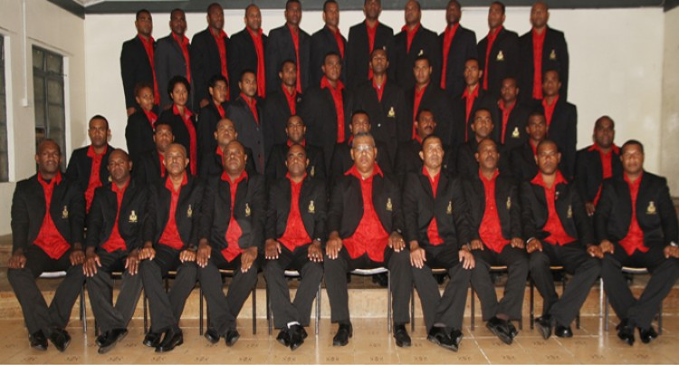 RFMF Band Ready To Wow Queen