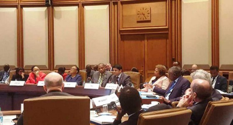 A-G Briefs House On  Success In International Meetings, Economy Good News