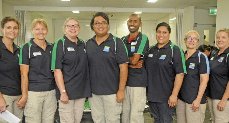 Aust Medical Team Provide Disaster Response Training