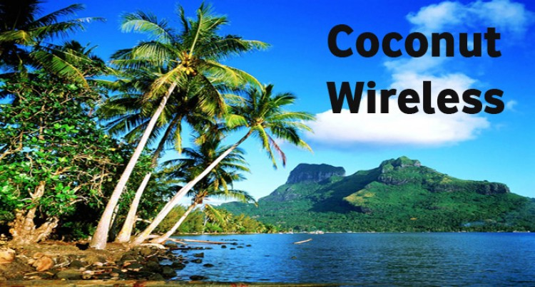 Coconut Wireless, May 7th 2016