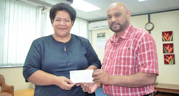Canada Group Donates $5000