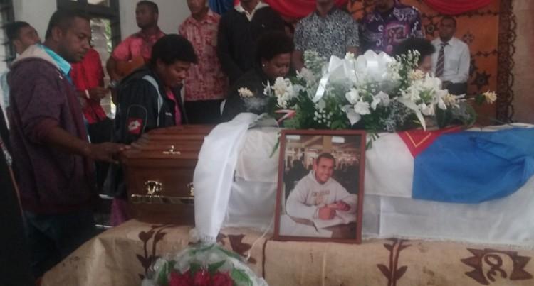 Ratu Epeli Laid To Rest