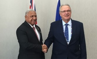 Fiji Signs $23m Package With EU