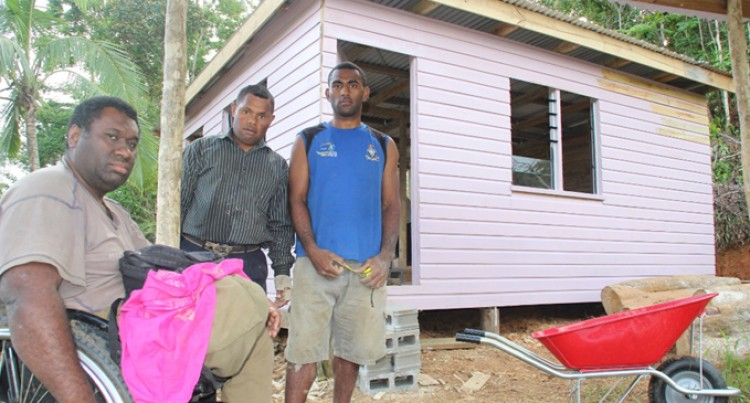 New Home For Worthy Recipient