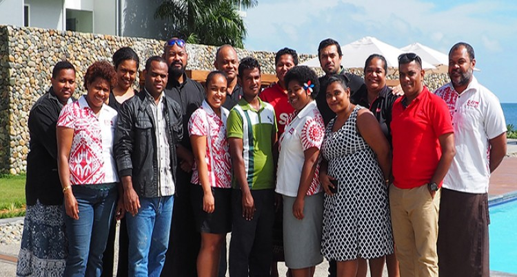Leadership Training For Fiji Sun Staff Continues