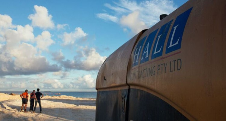 Hall Celebrates Ten Years Of Supporting Fijian Communities