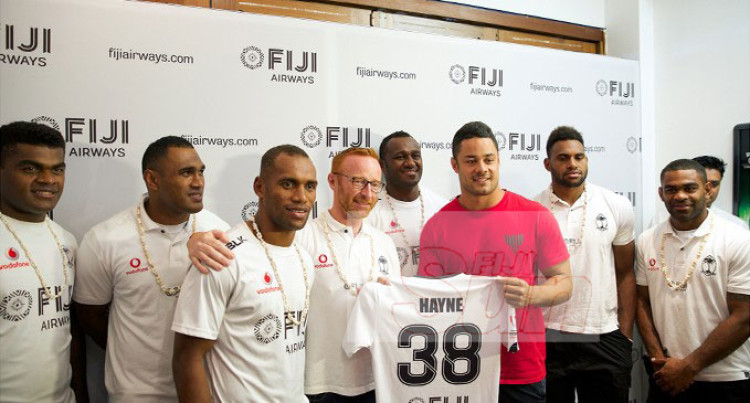 Hayne Set To Play In London: World Rugby