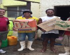 Qarawalu Receives Supplies From NSW