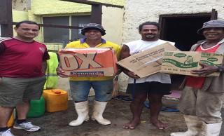 Qarawalu Receives Supplies From NSW