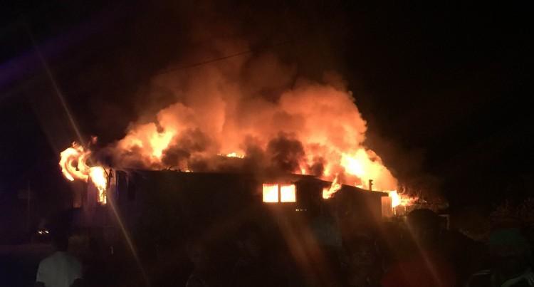 Firefighters Kept Busy Last Night