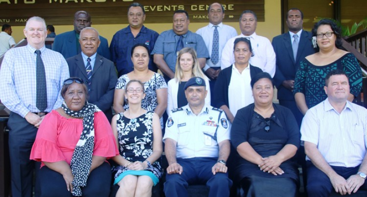 Fijians hosts enforcement policies for Pacific Police