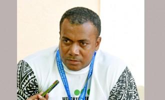 Fiji elite lifters train in Noumea