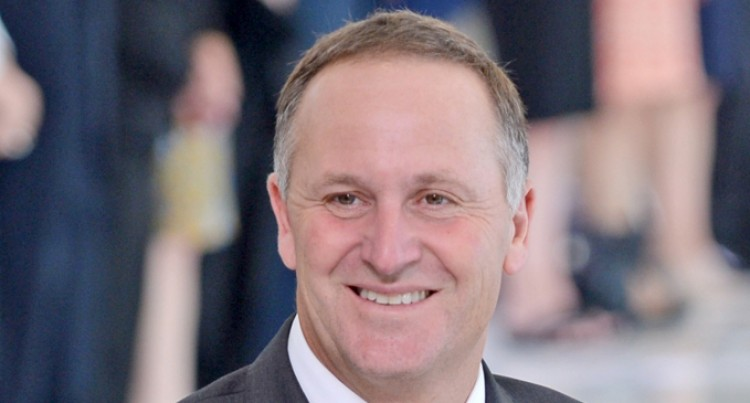 Full Nakelo Traditional Welcome For NZ Prime Minister John Key