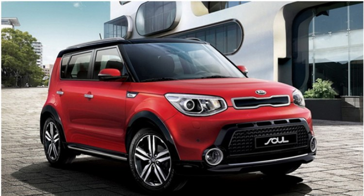 Kia Soul Scoop Best Cars for Families Award