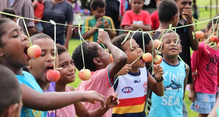 Villagers Celebrate Lomanikoro Day