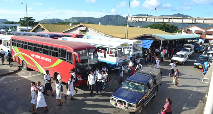 Labasa Bus Stand, Market Relocation