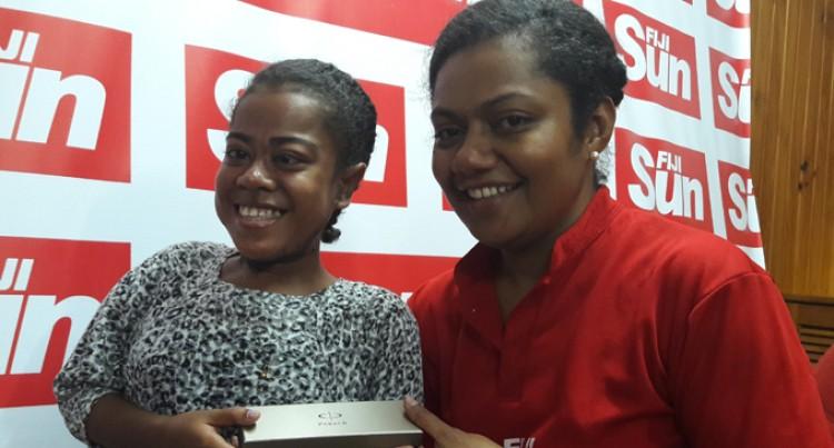 Raise Your Voice Women,  Says Senibua