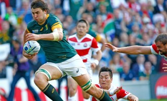 Lood De Jager-South African Rugby Player Of the Year