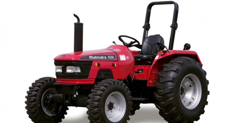 Mahindra Tractor Powers Beyond Expectations