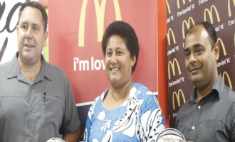 McDonald's Supports  7s Drive