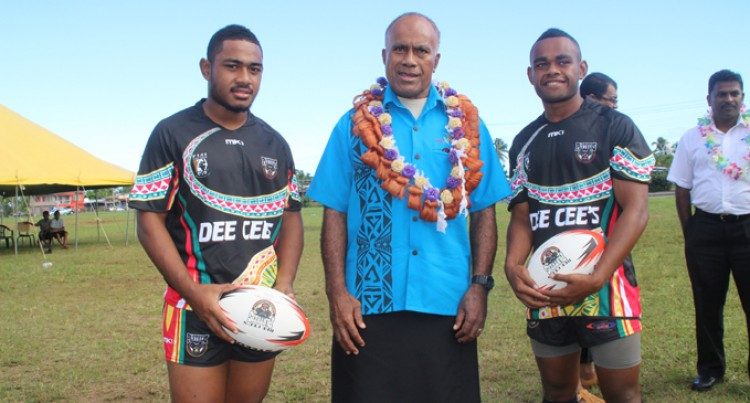 Nadera Panthers Launch New Attire