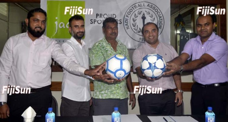 $35K Boost For Nadi Football