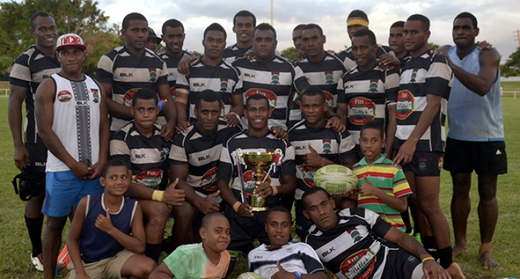 Nawaka Black Wins Nadi 10s