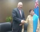 Fiji, UNESCAP Hold Talks