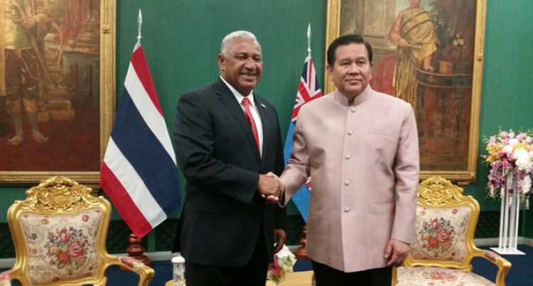 PM Seeks Thai Support For SIDS