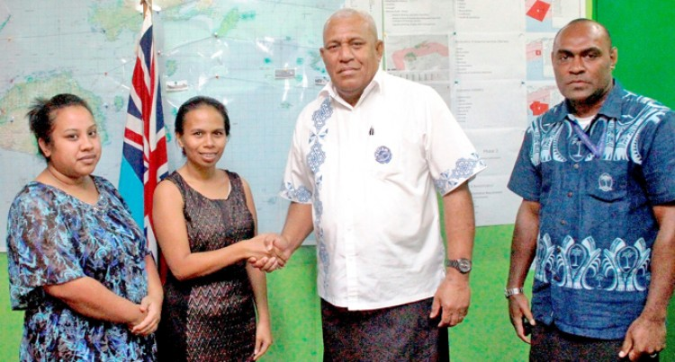 Nauru Fijian Community Donates For Relief Efforts